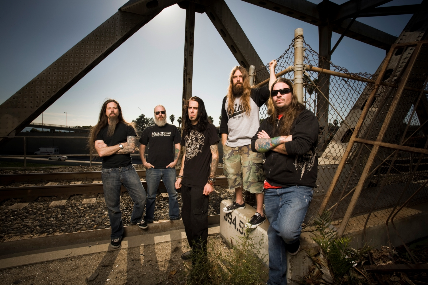 "LAMB OF GOD Streaming ""As The Palaces Burn"" Documentary In ..."