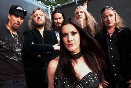 Nightwish Will Never Admit As Such, But Recently Inserted Singer Floor  Jansen Makes Her Anette Olzon Predecessor Look Meek By Comparison.