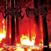 Throne of Sacrilege/Impurium Split CD Giveaway!