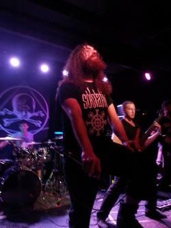 Rivers of Nihil/Black Crown Initiate – September 23, 2014 – Saint Vitus Bar, Brooklyn, NY