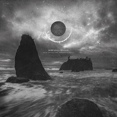 """DOWNFALL OF GAIA: """"Aeon Unveils The Thrones Of Decay"""" Album Due In November"""