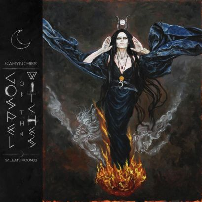 GOSPEL OF THE WITCHES Reveal Debut Album Details
