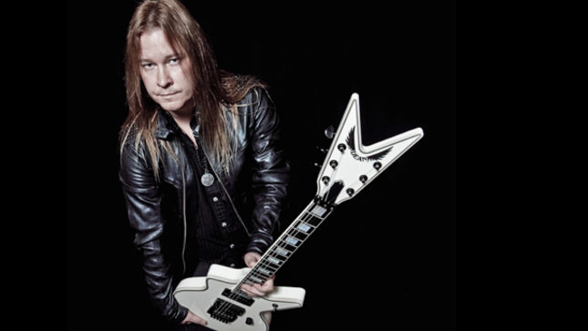 "Former MEGADETH Guitarist Glen Drover Mixes ""Seven Spirits"" Single"