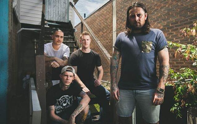 THY ART IS MURDER: New Album 'Holy War' Coming In June