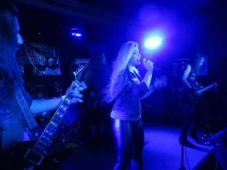 The Agonist, Allegaeon, Product of Hate – Friday, April 17, 2015 – Trickshots, Clifton Park, NY