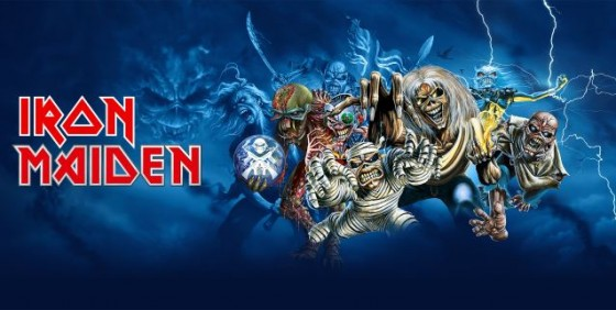 IRON MAIDEN Releases Behind The Scenes Footage Of Recent Remaster Project