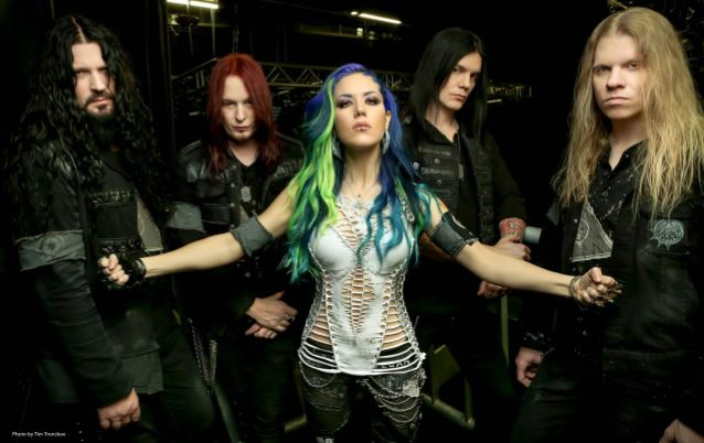 ARCH ENEMY Tapped As Headliner Of Summer Slaughter 2015