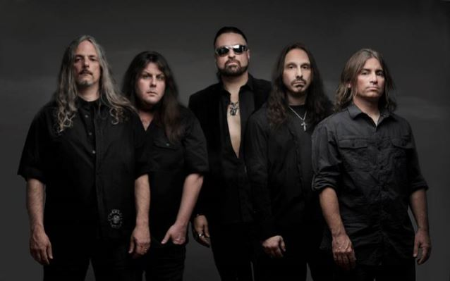 "SYMPHONY X Releases Lyric Video For ""Nevermore"""