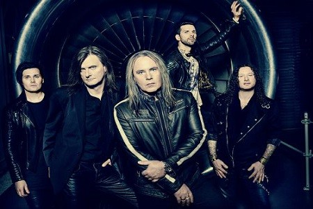 HELLOWEEN Announce Select North American Dates For 2016