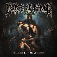Cradle Of Filth - Hammer Of The Witches - Artwork