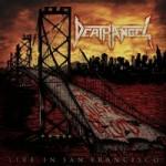 Death Angel - The Bay Calls For Blood - Live In San Francisco - Artwork