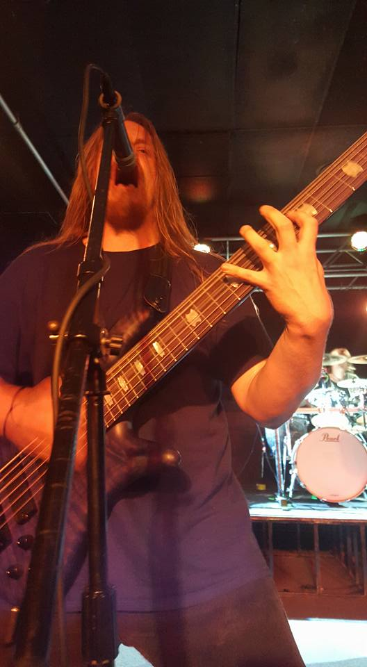Rivers of Nihil – August 15, 2015 – Reverb – Reading, PA