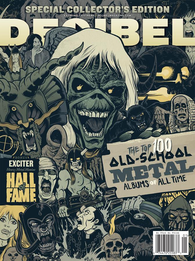 Decibel Magazine's Top 100 Death Metal Albums of All-Time ...
