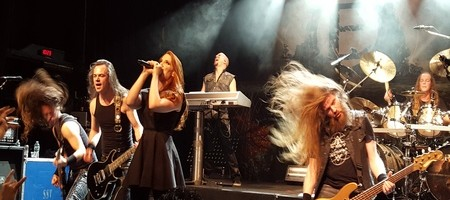 Epica live NYC