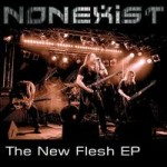 nonexist-the-new-flesh-ep-cover-art