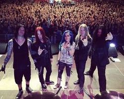 arch enemy with loomis