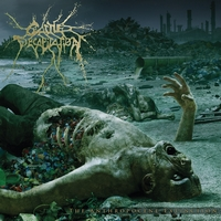 Cattle Decapitation - The Anthropocene Extinction - Artwork