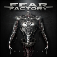 Fear Factory - Genexus - Artwork