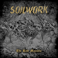 Soilwork - The Ride Majestic - Artwork