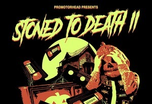 Stoned to Death II – June 3, 2017 – Hawks and Reed Arts